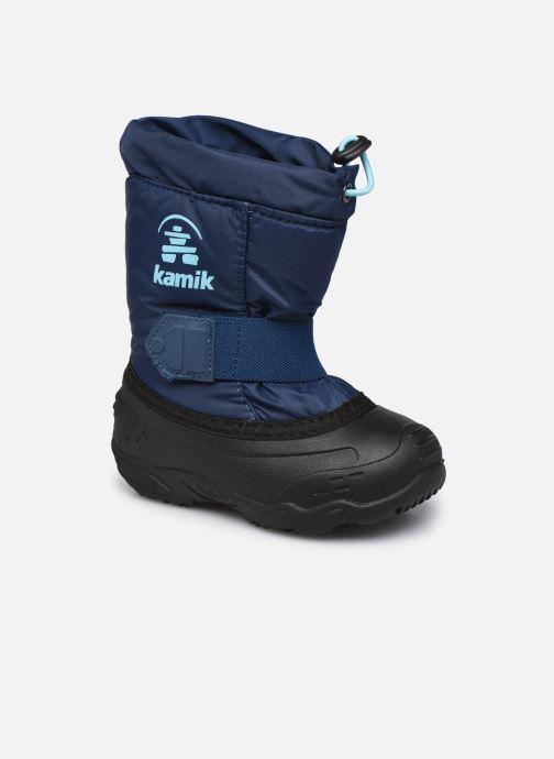 Zapatillas de deporte Kamik Tickle Eu Azul vista de detalle / par