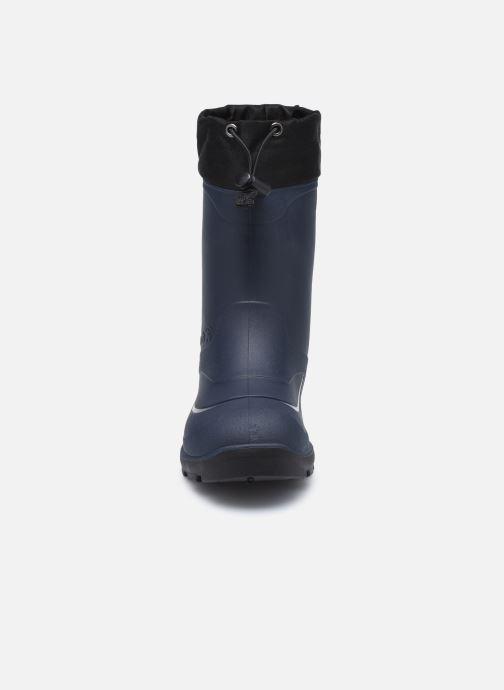 Zapatillas de deporte Kamik Snobuster 1 Azul vista del modelo