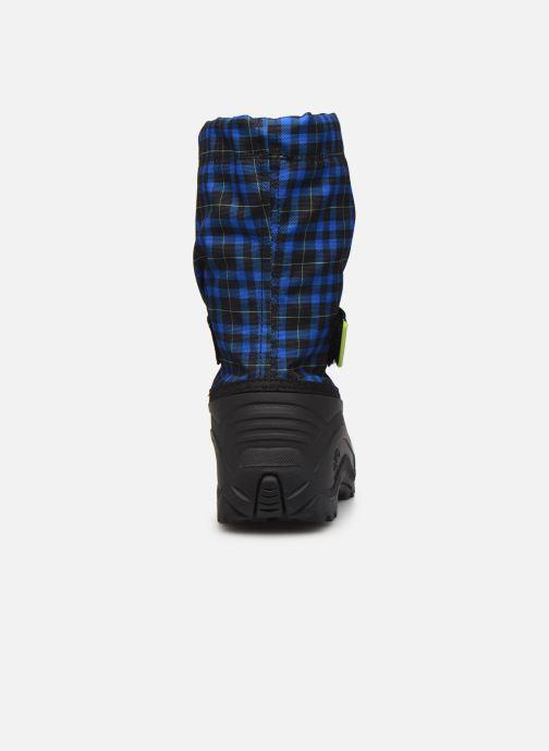 Chaussures de sport Kamik Finley Bleu vue droite
