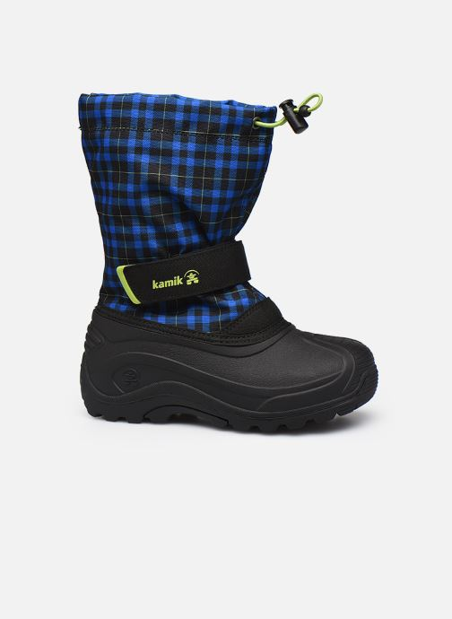 Chaussures de sport Kamik Finley Bleu vue derrière