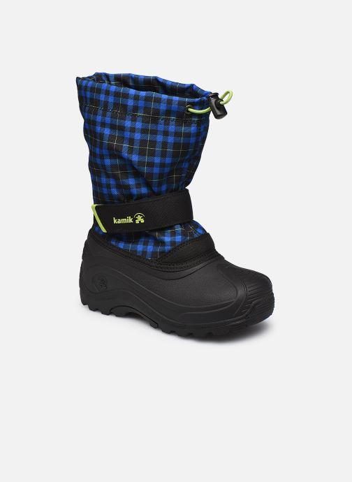 Chaussures de sport Kamik Finley Bleu vue détail/paire