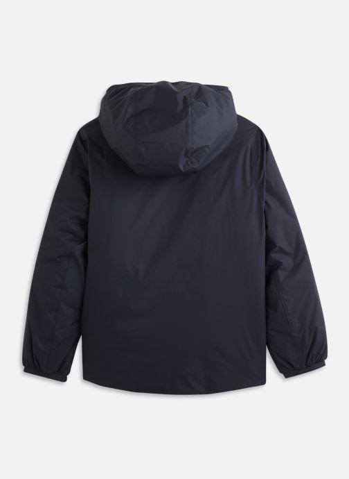 Vêtements K-Way  Jacques Thermo Plus.2 Double Kids Bleu vue bas / vue portée sac
