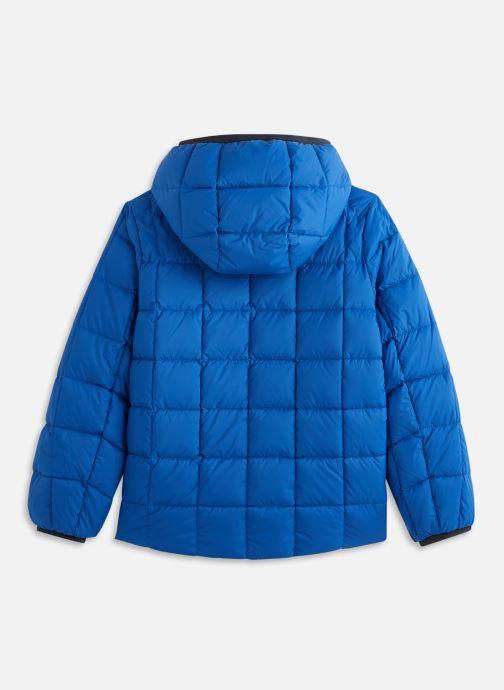 Vêtements K-Way  Jacques Thermo Plus.2 Double Kids Bleu vue droite