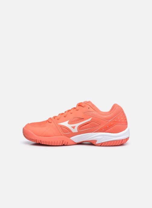 Scarpe sportive Mizuno Cyclone Speed 2 - W Arancione immagine frontale