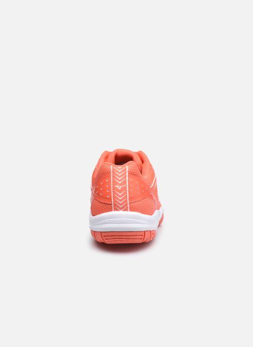 Chaussures de sport Mizuno Cyclone Speed 2 - W Orange vue droite