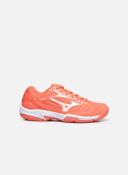 Chaussures de sport Mizuno Cyclone Speed 2 - W Orange vue derrière