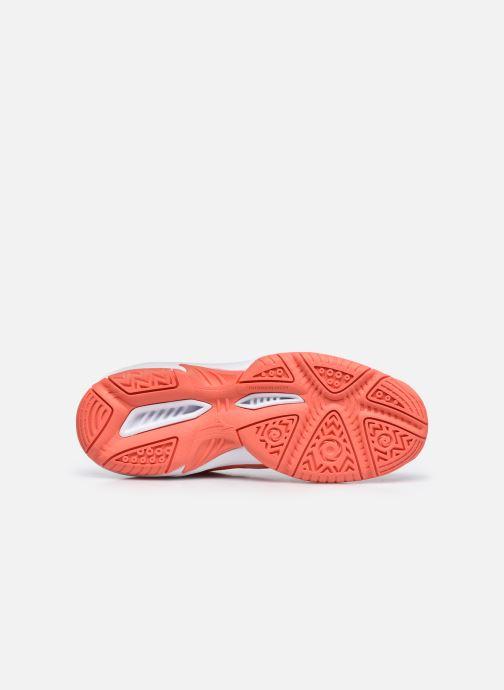 Scarpe sportive Mizuno Cyclone Speed 2 - W Arancione immagine dall'alto