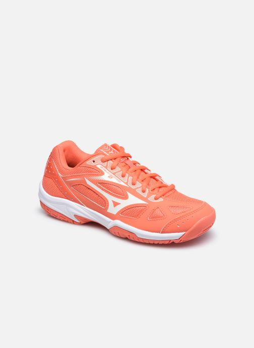 Chaussures de sport Mizuno Cyclone Speed 2 - W Orange vue détail/paire