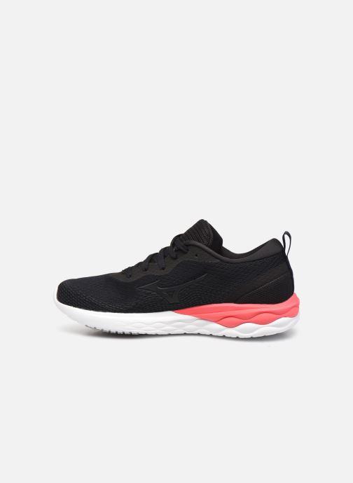 Chaussures de sport Mizuno Wave Revolt - W Noir vue face