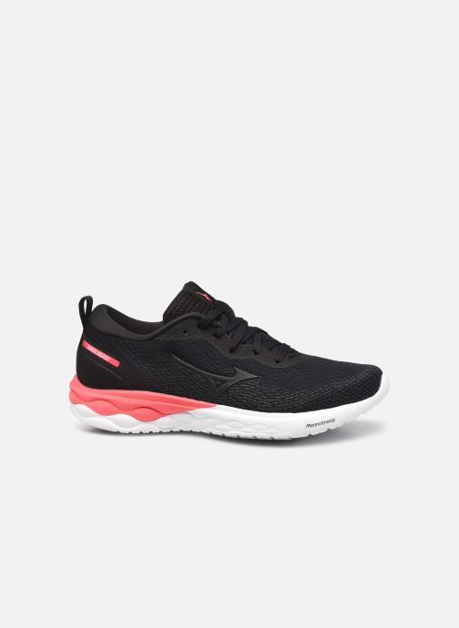 Chaussures de sport Mizuno Wave Revolt - W Noir vue derrière