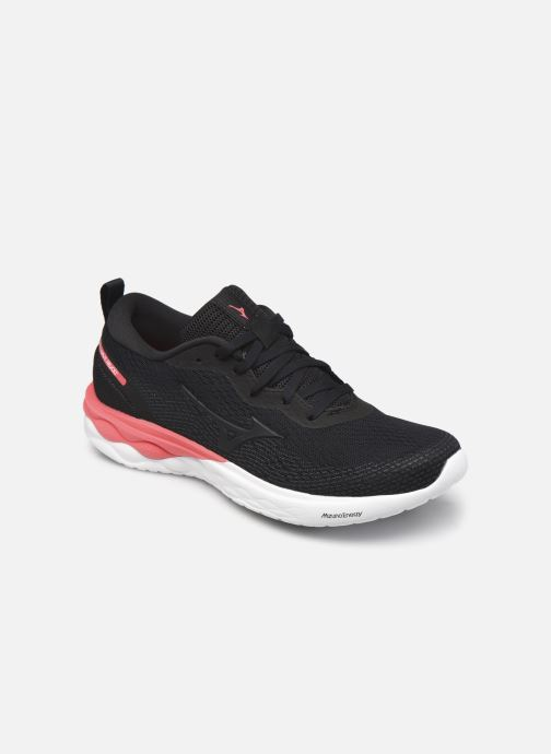 Chaussures de sport Mizuno Wave Revolt - W Noir vue détail/paire