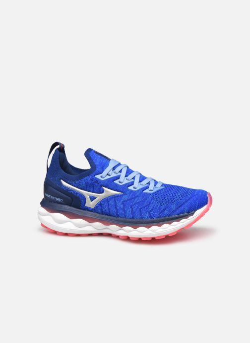 Zapatillas de deporte Mizuno Wave Sky Neo - W Azul vistra trasera