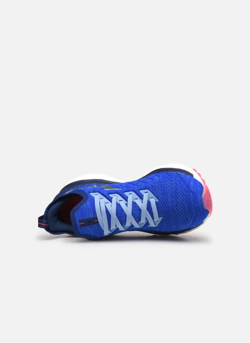 Scarpe sportive Mizuno Wave Sky Neo - W Azzurro immagine sinistra