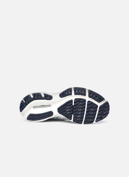 Chaussures de sport Mizuno Wave Rider 24 - W Bleu vue haut