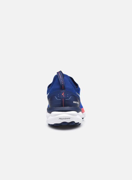 Scarpe sportive Mizuno Wave Sky Neo - M Azzurro immagine destra