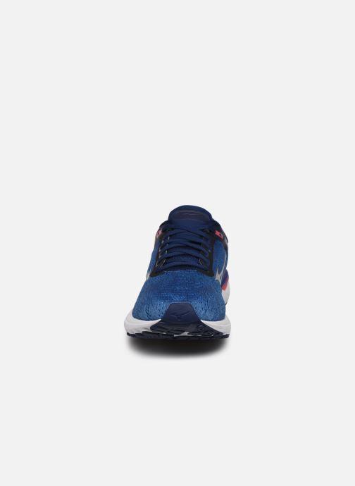 Sportschuhe Mizuno Wave Skyrise - M blau schuhe getragen
