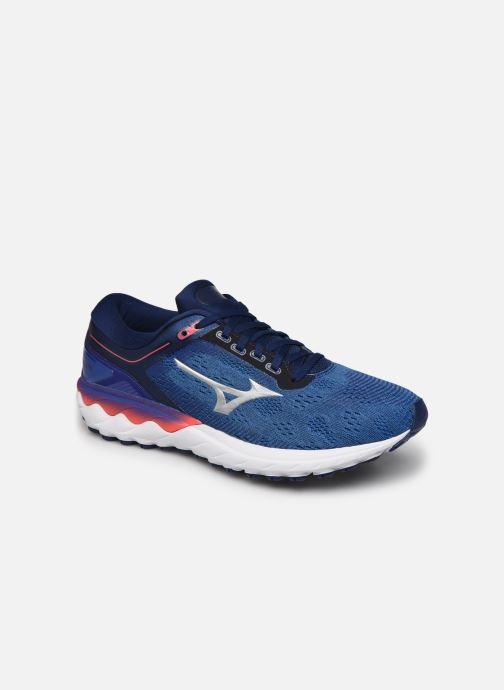 Zapatillas de deporte Mizuno Wave Skyrise - M Azul vista de detalle / par