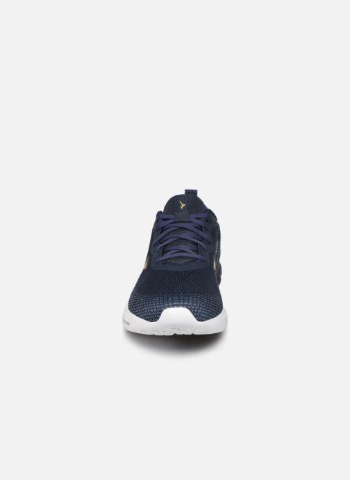 Zapatillas de deporte Mizuno Wave Revolt - M Azul vista del modelo