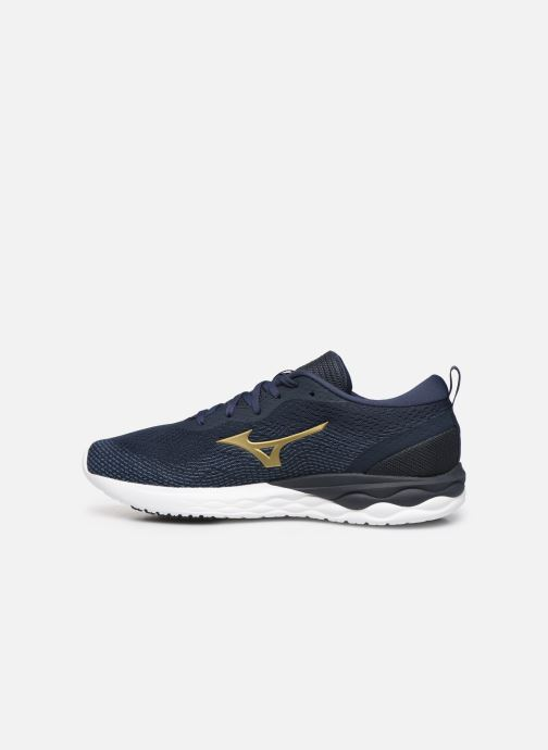 Zapatillas de deporte Mizuno Wave Revolt - M Azul vista de frente