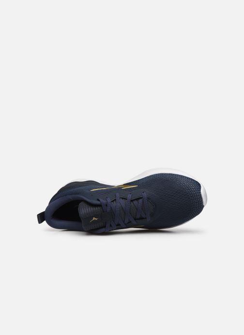 Zapatillas de deporte Mizuno Wave Revolt - M Azul vista lateral izquierda