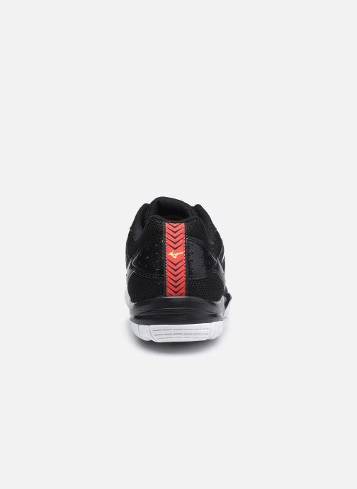 Zapatillas de deporte Mizuno Cyclone Speed 2 - M Negro vista lateral derecha