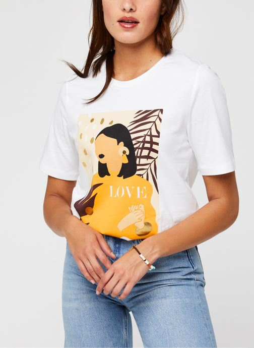 Vêtements Accessoires Slfwoman Ss Love Tee B