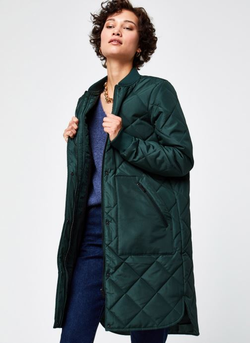 Tøj Accessories Slfnatalia Quilted Coat B Noos