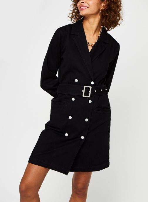 Tøj Accessories Slfdora Blazer Black Denim Dress