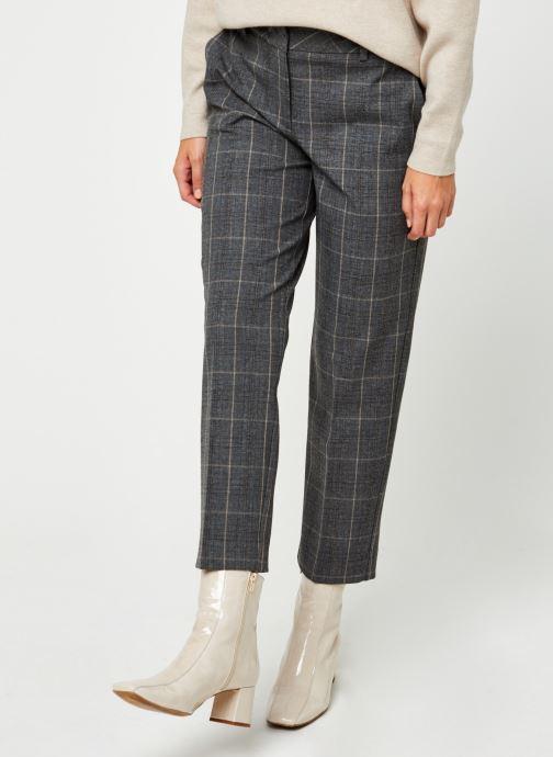 Kleding Selected Femme Slfemilo Cropped Pant Grijs detail