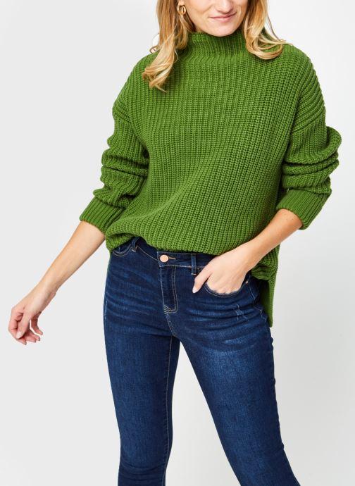 Slfselma Knit T-Neck