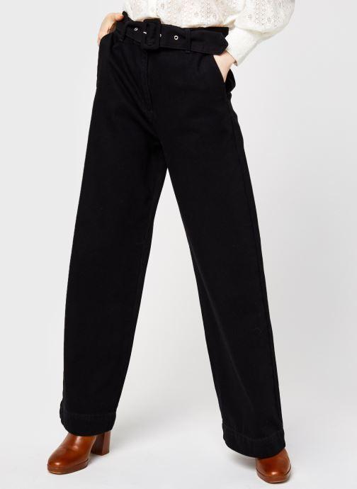 Kleding Accessoires Slfwonder Black Denim Jeans