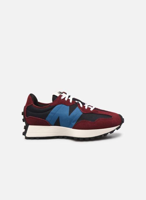 Sneaker New Balance WS327 weinrot ansicht von hinten