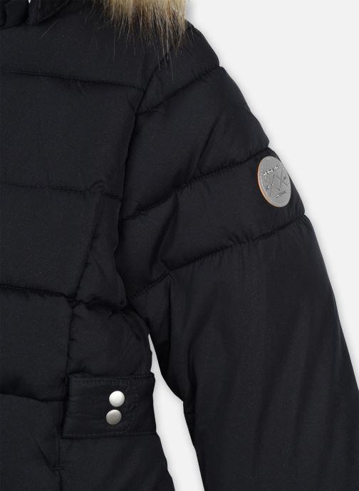 Vêtements Name it Nkfmerethe Jacket Bleu vue face