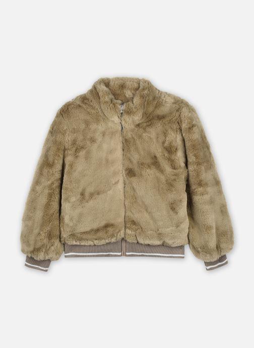 Veste - Nkfmanette Faux Fur Bomber Jacket