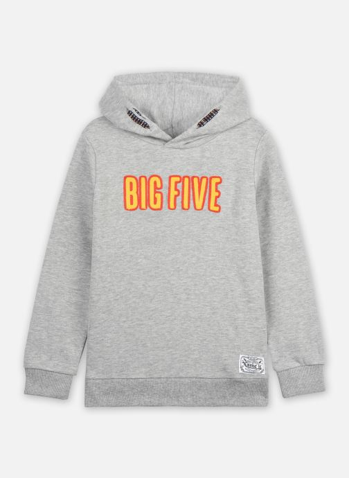 Sweatshirt hoodie - Nkmlbugvi Sweat Wh Unb