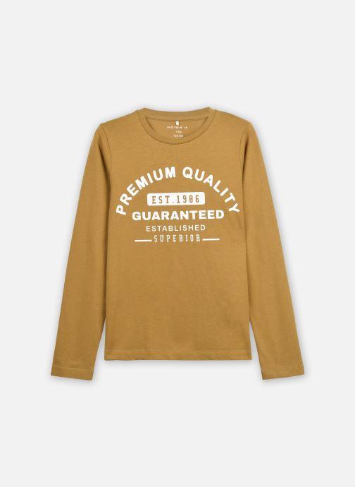 Vêtements Name it Nkmlemar Ls Top Marron vue détail/paire