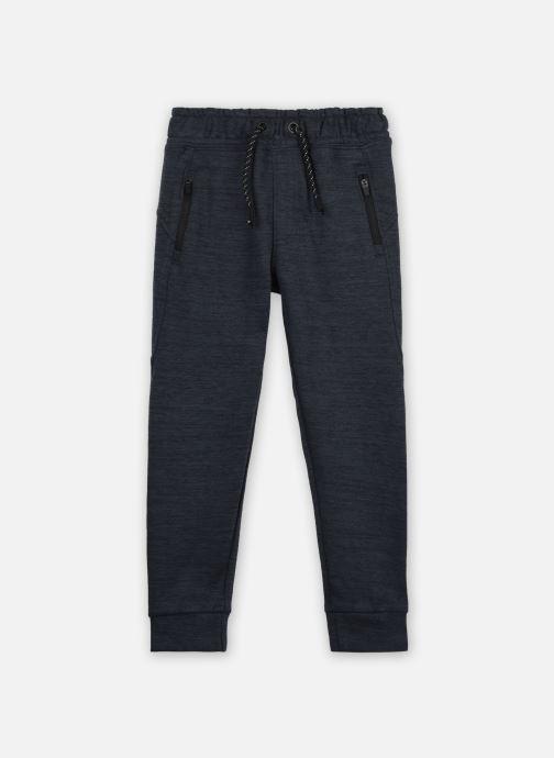 Vêtements Name it Nkmscott Swe Pant Unb Gris vue détail/paire