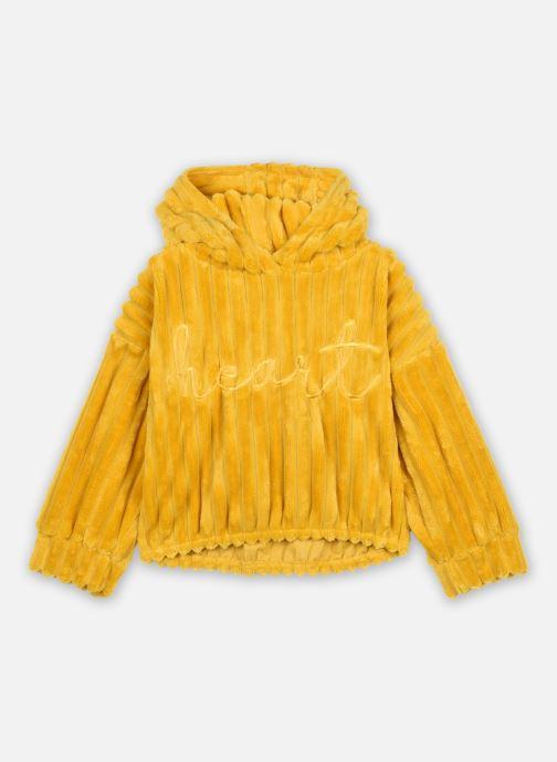 Sweatshirt hoodie - Nkfleoni Ls Swe Unb