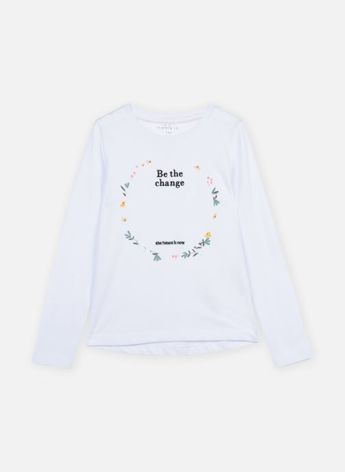 T-shirt - Nkflouisa Ls Top Box
