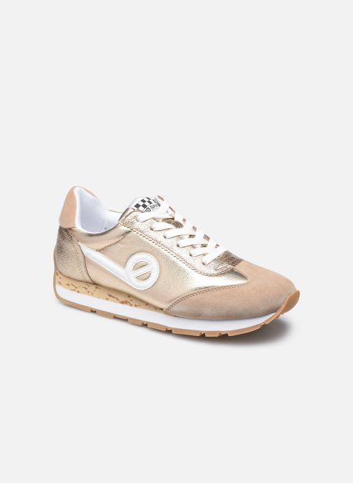 Sneakers Dames City Run Jogger Suede/Glint