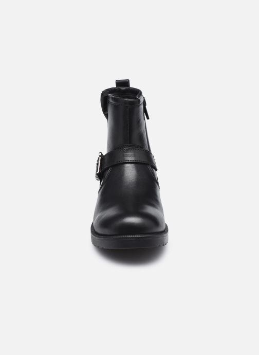 Stiefeletten & Boots MTNG 48072 schwarz schuhe getragen