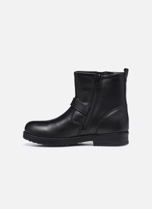 Stiefeletten & Boots MTNG 48072 schwarz ansicht von vorne