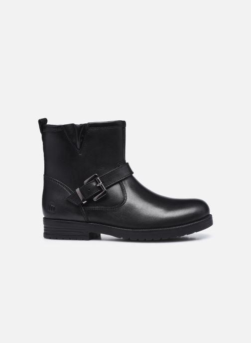 Stiefeletten & Boots MTNG 48072 schwarz ansicht von hinten
