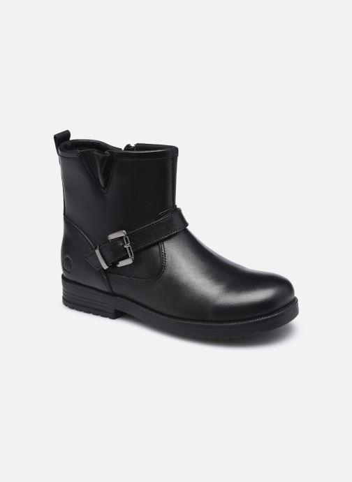 Boots en enkellaarsjes MTNG 48072 Zwart detail