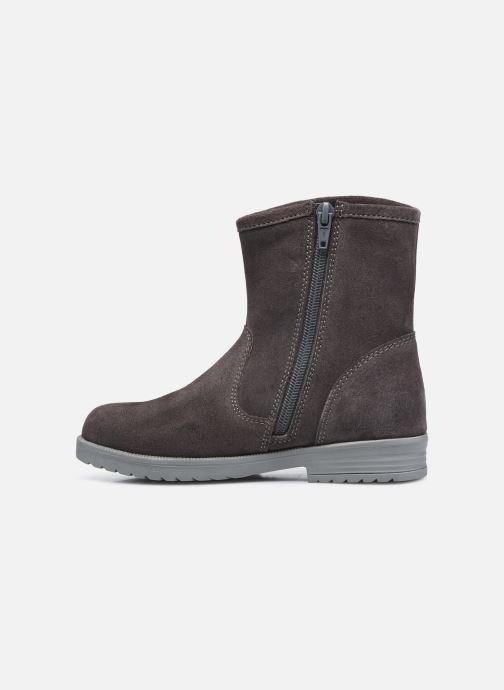 Boots en enkellaarsjes MTNG 48062 Grijs voorkant