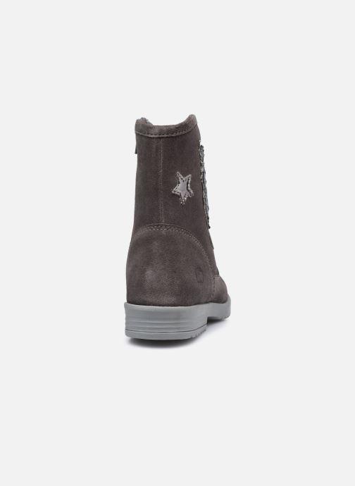 Boots en enkellaarsjes MTNG 48062 Grijs rechts