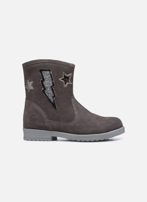Boots en enkellaarsjes MTNG 48062 Grijs achterkant