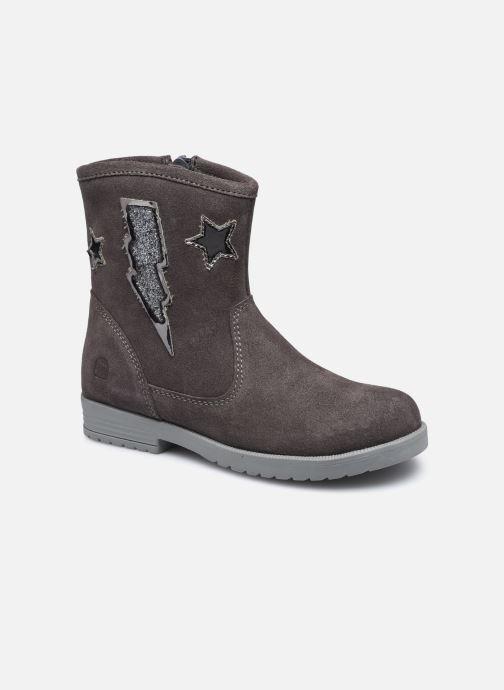 Boots en enkellaarsjes MTNG 48062 Grijs detail