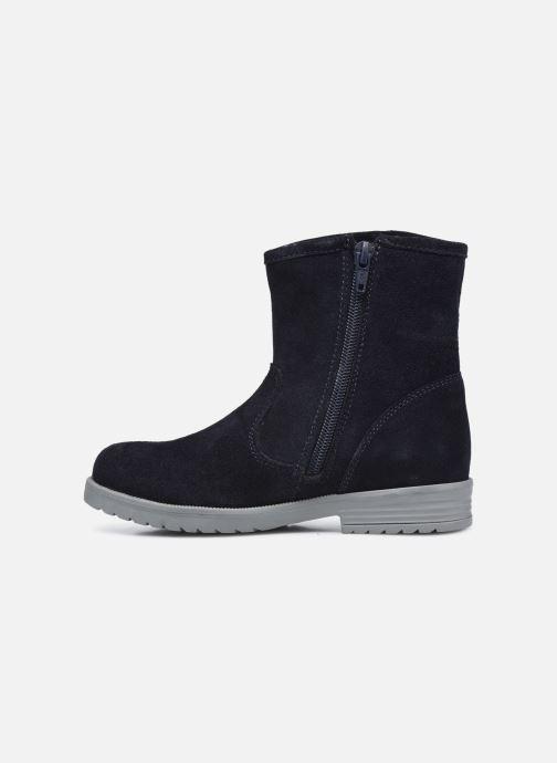 Bottines et boots MTNG 48062 Bleu vue face