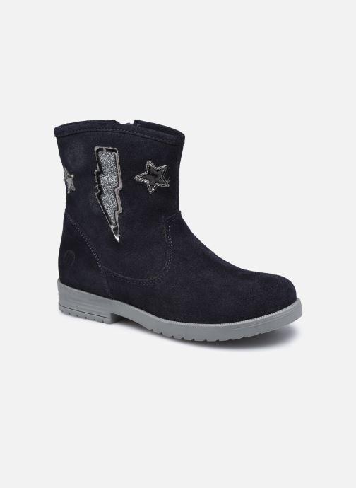 Bottines et boots MTNG 48062 Bleu vue détail/paire